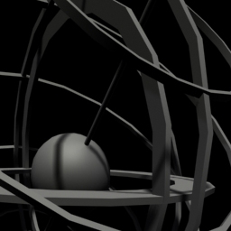 Armillary Sphere poly